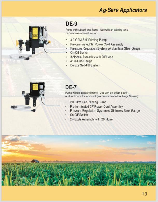 Equipment | American Farm Products