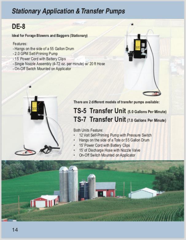 Equipment   American Farm Products